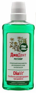 DiaDent REGULAR Mouthwash